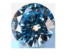 Blue Cremation memorial diamond.png