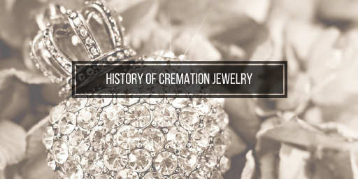 cremation jewelry history