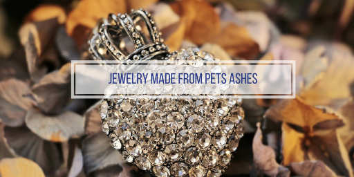 example jewelry made from pets ashes