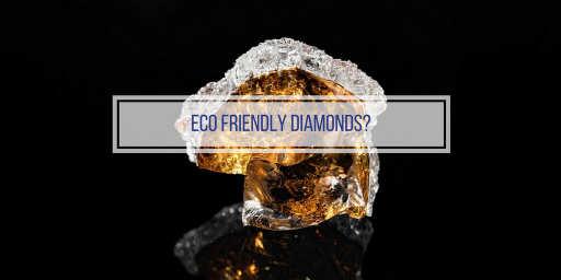 lab grown diamonds, raw diamond image with black background