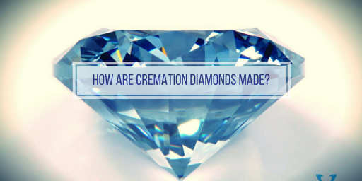 how are cremation diamonds made