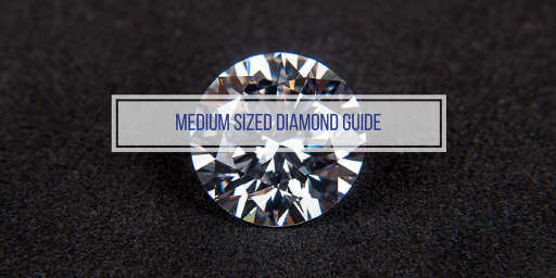 medium sized diamonds