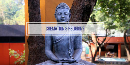 cremation in christianity and buddhism