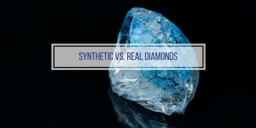 Simulated or synthetic diamonds, what is the difference?