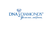 Logo for certified partners. Text: DNA2DIAMONDS