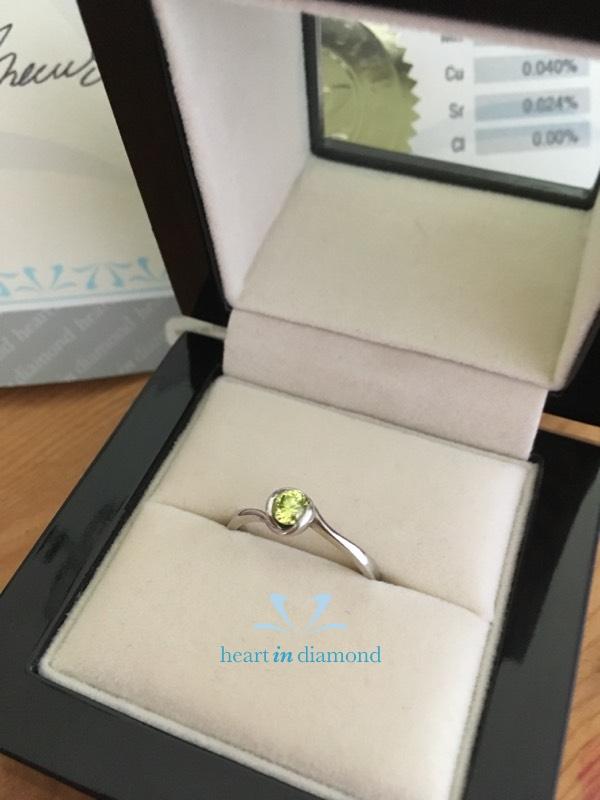 green diamond dog